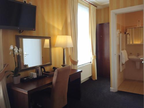 Hotel Johannes Vermeer Delft