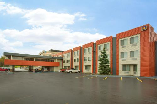 Best Western Golden Lion Hotel Anchorage