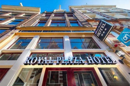Royal Plaza Hotel Amsterdam photo 13