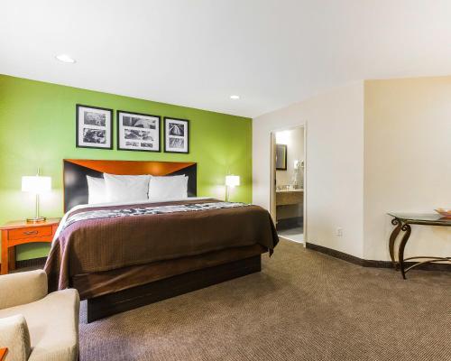 Sleep Inn Oxford - Oxford, AL 36203