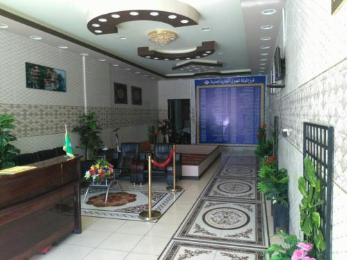 HotelAl Eairy Apartments - Tabuk 1(Singles only)