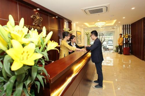 Hanoi Pomihoa Hotel photo 6
