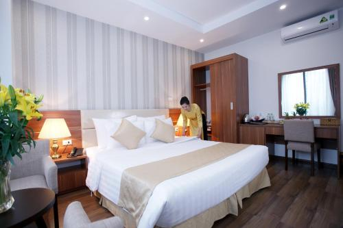 Hanoi Pomihoa Hotel photo 18