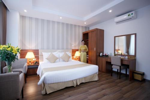 Hanoi Pomihoa Hotel photo 19