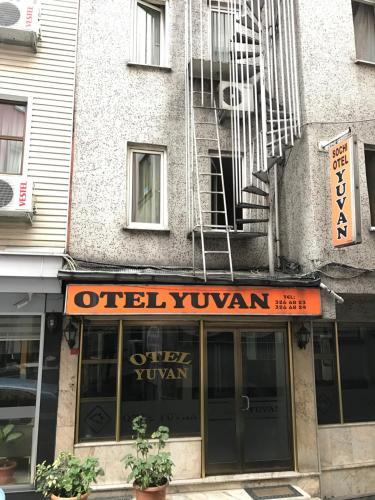 Trabzon Yuvan Otel odalar