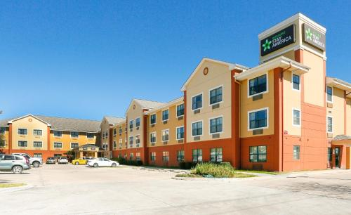 Extended Stay America Houston Med Ctr Greenway Plaza Hotel