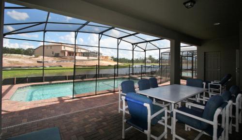 8 Br Villa #1189 At Windsor Of Westside - Kissimmee, FL 34747