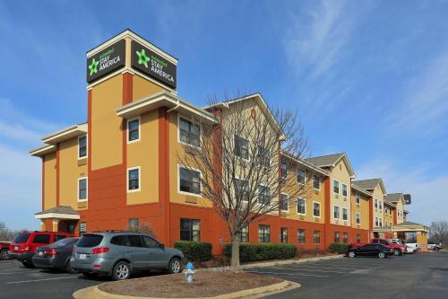 Extended Stay America Fayetteville Springdale Hotel