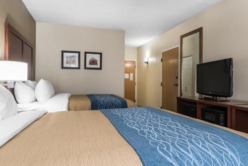 Comfort Inn Indianapolis North - Carmel Photo