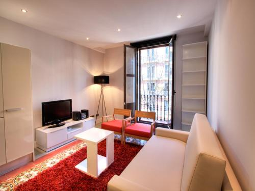 Tamarit Apartments impression