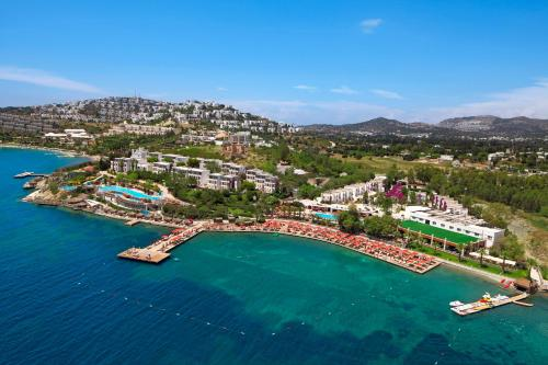 Turgutreis Kadıkale Resort All Inclusive rooms