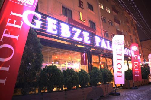 Gebze Gebze Palas Hotel ulaşım