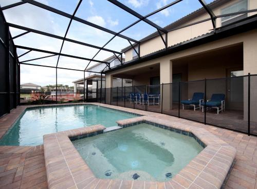 9 Br Villa #1199 At Windsor Of Westside - Kissimmee, FL 34747