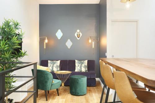 Appartement 2 Chambres Centre de Paris photo 7