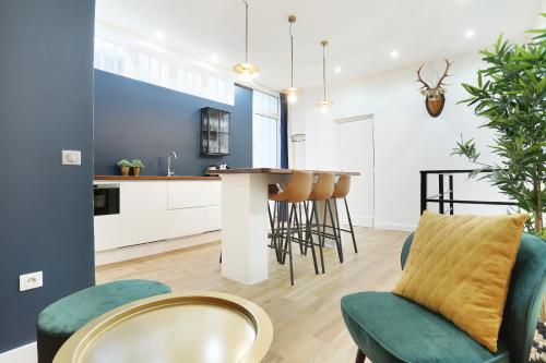 Appartement 2 Chambres Centre de Paris photo 12