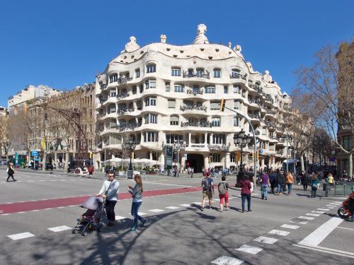 RentBCN Rambla Catalunya Apartment photo 2