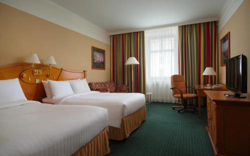 Moscow Marriott Grand Hotel photo 43