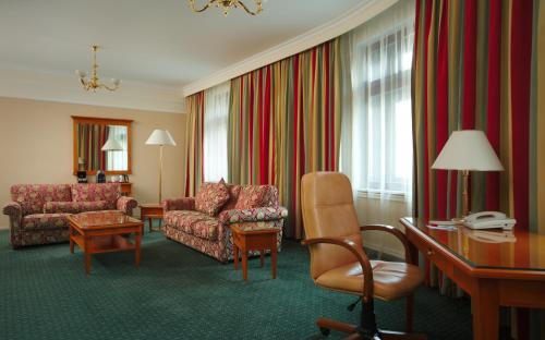 Moscow Marriott Grand Hotel photo 55