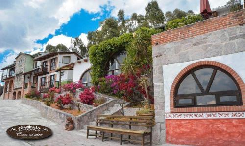 Hotel Boutique Casa del Aire Photo