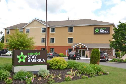 extended stay america syracuse dewitt hotel east syracuse in ny
