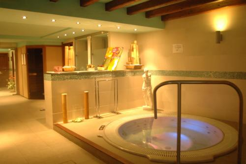 Double or Twin Room with Spa Access Hotel & Spa Casa Irene 7