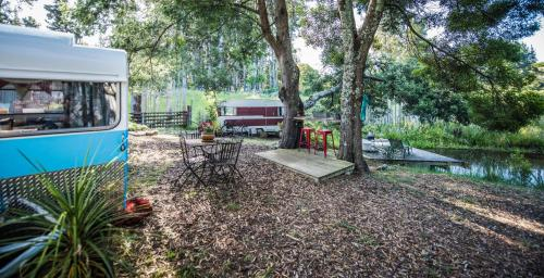 Kissing Gate luxury glamping.  Kuva 7