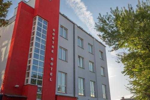 Goethe Hotel & Restaurant Messe photo 74