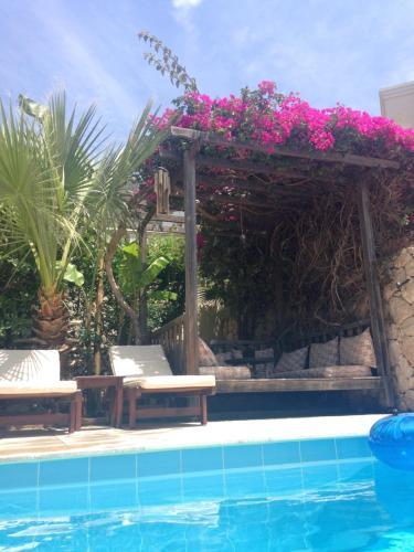 Kalkan Villa Lemonia Turkey rezervasyon