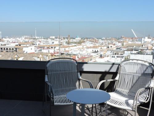 Hotel América Sevilla photo 27