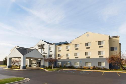 Fairfield Inn And Suites Saginaw