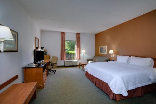 Hampton Inn Burlington/mount Holly - Mount Holly, NJ 08060