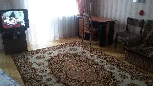 Apartment on Krushelnytskoi Street