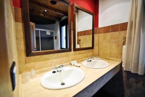 Double Room with Hydromassage Coto del Valle de Cazorla 16