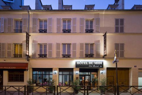 Hôtel Du Midi Gare de Lyon impression