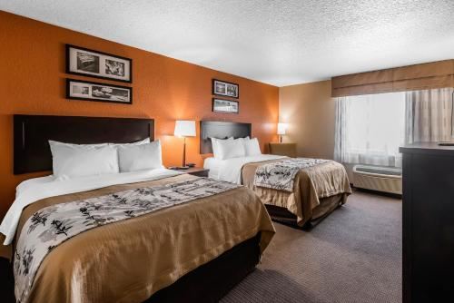 Sleep Inn & Suites Ocala - Belleview - Ocala, FL 34473
