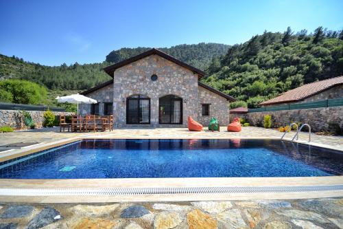 Kayakoy Villa Ferah 3 fiyat