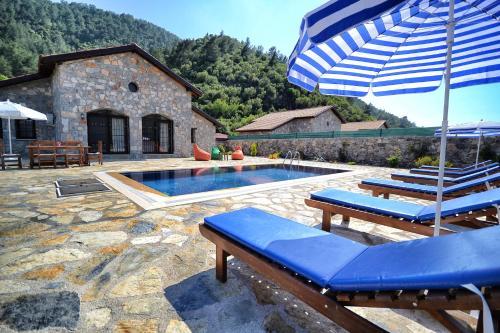 Kayakoy Villa Ferah 4 address