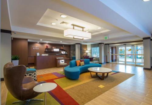 Fairfield Inn And Suites By Marriott Greenwood - Greenwood, SC 29649
