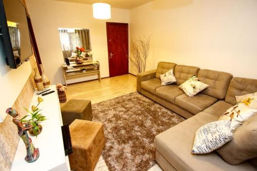 Apartamento Aconchegante Na Serra Photo