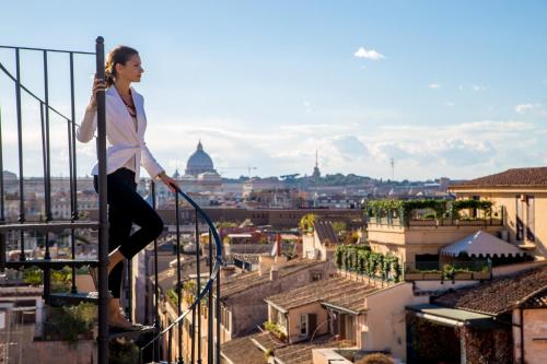 The Inn at the Spanish Steps-Small Luxury Hotels photo 90