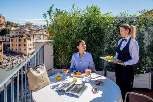 The Inn at the Spanish Steps-Small Luxury Hotels photo 95