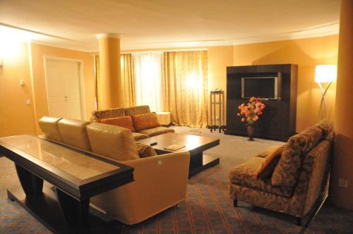 Nicon Luxury Abuja Hotel In Nigeria