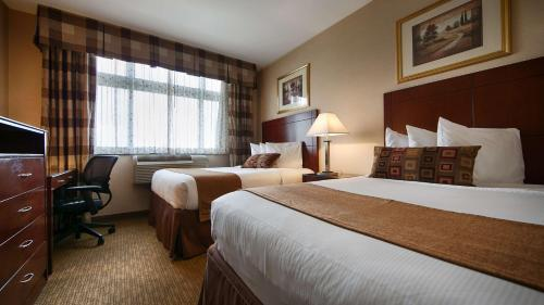 Best Western PLUS Arena Hotel Photo