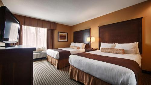 Best Western Maple Ridge Hotel - Maple Ridge, BC V2X 2S1