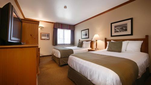 Best Western Plus Edgewater Hotel - Seward, AK 99664