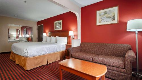 Best Western Canton Inn - Canton, MS 39046