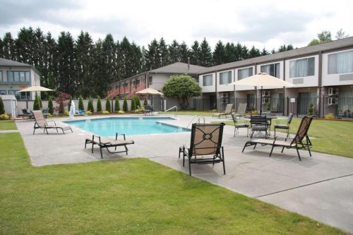 Best Western College Way Inn - Mount Vernon, WA 98273
