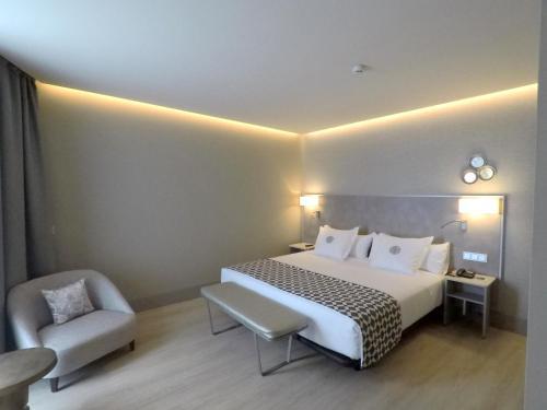 Hotel América Sevilla photo 32