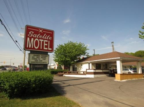Satelite Motel - Sault Ste Marie, ON P6B 4Z6