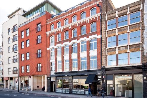 Farringdon Penthouse Loft